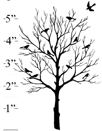 Tree with Birds